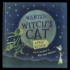 Wanted: Witch's Cat