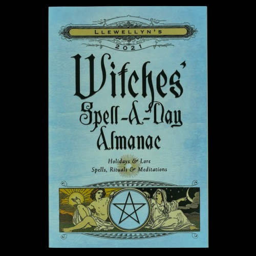 2021 Witches' Spell-A-Day Almanac