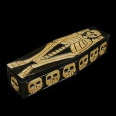 Doos Doodskist Skelet