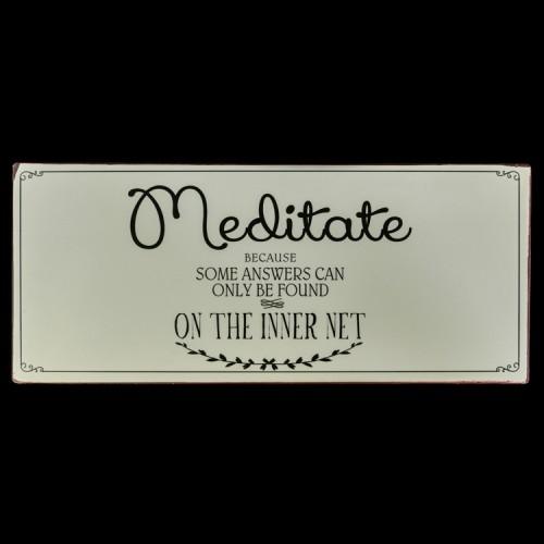 Bordje Meditate