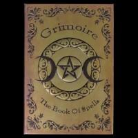 Grimoire (blanco boek)