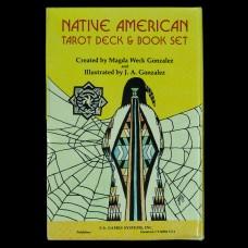 Native American Tarot Deck (Vintage Set)