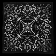 Runenkleedje 50 x 50 cm