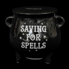Spaarpot Ketel Saving for Spells