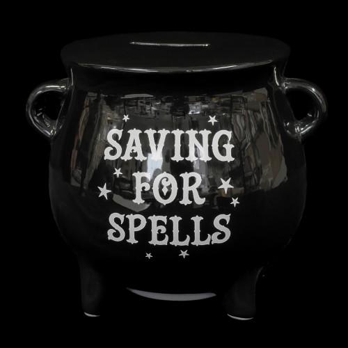 Spaarpot Ketel Saving for Spells