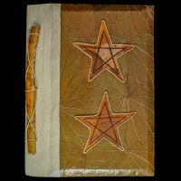 Book Of Shadows Bladeren en Pentagrammen