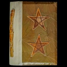 Book Of Shadows Bladeren en Pentagrammen