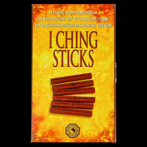 I Ching Sticks