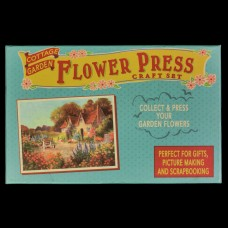 Cottage Garden Flower Press Craft Set
