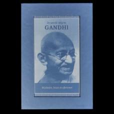 De wereld volgens Gandhi