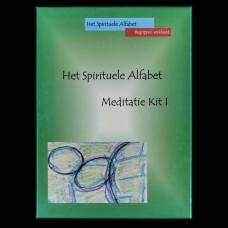 Het Spirituele Alfabet Meditatie Kit I