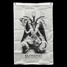 Banner Baphomet 60 x 90 cm