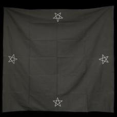 Altaarkleed Pentagram 140 x 140 cm