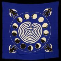 Banner Godin Labyrint 90 x 90 cm