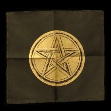 Altaarkleed Pentagram 45 x 45 cm
