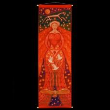 Love Goddess Banner