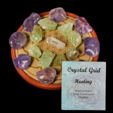 Crystal Grid Heling
