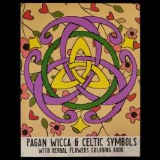 Pagan Wicca & Celtic Symbols (kleurboek)
