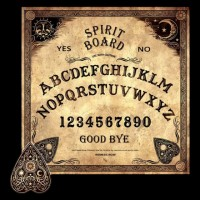 Ouija Bord Antique