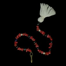 Goddess Prayer Beads Spiral Goddess