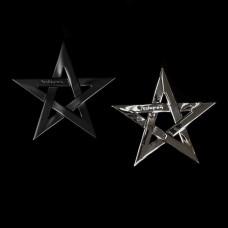 Pentagram Embleem Zelfklevend