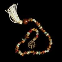 Goddess Prayer Beads Tree of Life