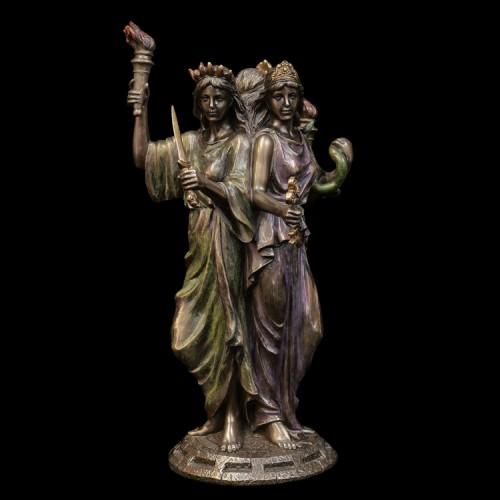 Beeld Hecate, Godin van de Magie (Hekataion)