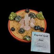 Crystal Grid Liefde