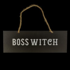 Bordje Boss Witch