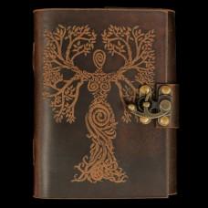 Leren Book Of Shadows Boomvrouw