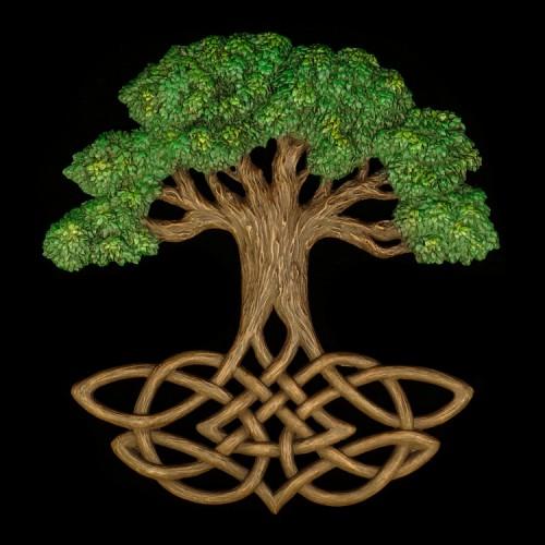Muurhanger Levensboom