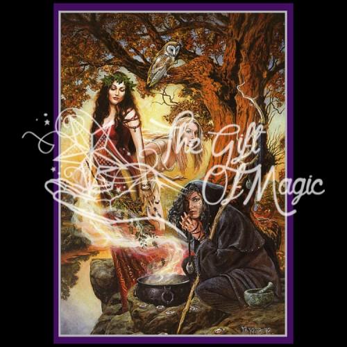 The Triple Goddess Poster