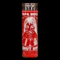 Shut Up 7-Dagen Kaars