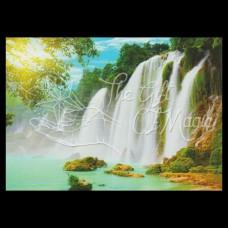 Waterfalls Postkaart