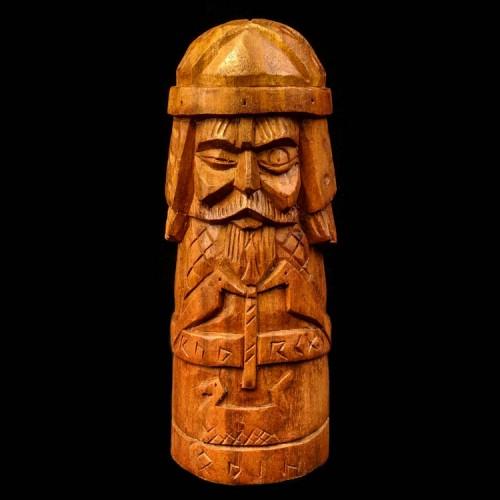 Beeld Odin Hout