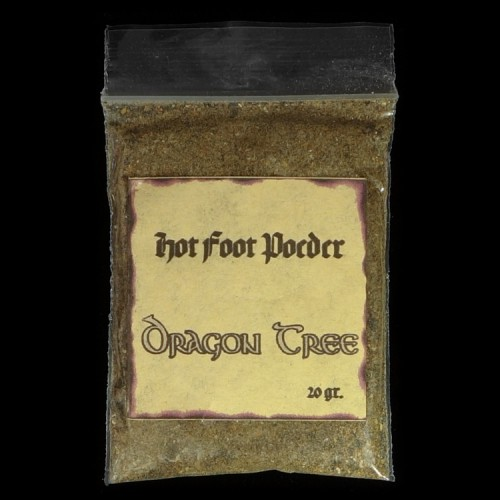 Hot Foot Poeder