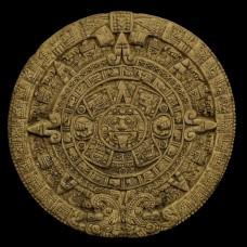 Muurhanger Azteekse Zonnesteen