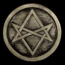 Muurhanger Unicursal Hexagram