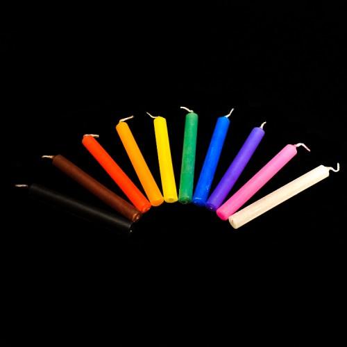 Spellkaarsen Los (in 13 kleuren verkrijgbaar)