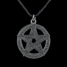 Hanger Runestar Pentagram