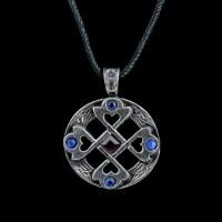 Hanger Celtic Cross Heart
