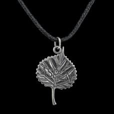 Hanger Aspen (Populier) Zilver