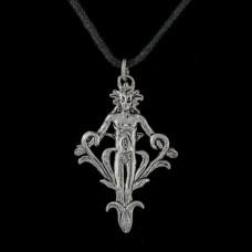 Hanger Mandrake Zilver