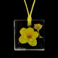 Liefde Bloemenamulet (Boterbloem)