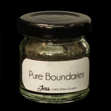 "Zwart Zout ""Pure Boundaries"""