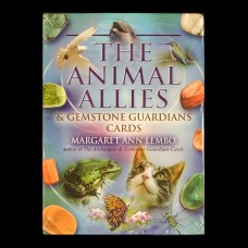The Animal Allies & Gemstone Guardian Cards