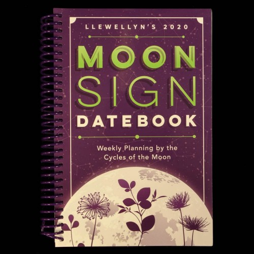 Llewellyn's 2020 Moon Sign Datebook