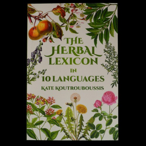 The Herbal Lexicon in 10 Languages