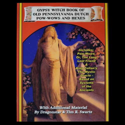 Gypsy Witch Book of Old Pennsyvania Dutch Pow-Wows and Hexes