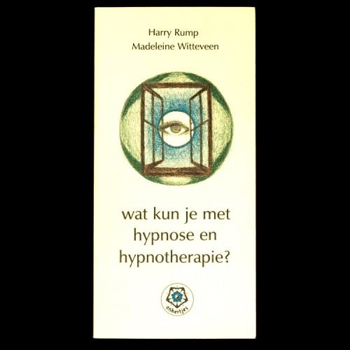 Wat kun je met Hypnose en Hypnotherapie?